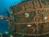 Scuba Diving the Carib Cargo in Sint Maarten