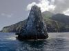 Diamond Rock and Saba