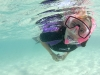 Snorkeling at Club O/Orient Bay