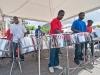 Steel Drum Band on Schoelcher Day