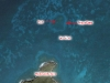 Snorkeling Map of Turtle Reef, Saint Martin