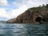 The Cliff Surrounding Le Trou de David